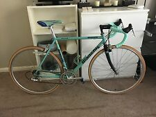 Bianchi veloce STEEL road bike 53 cms with campagnolo