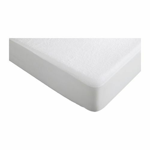 IN ALL SIZES FITTED BED COVER IKEA GOKART WATERPROOF MATTRESS PROTECTOR// COVER