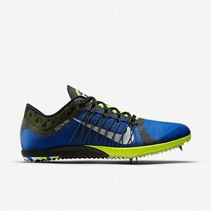 Nike Zoom Victory XC 3 Spikes Shoes Mens 6-13 Lime purple black 654693 0