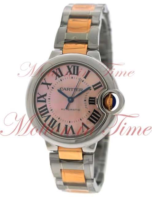 0df61b8e9505 Cartier Ballon Bleu W6920070 Wrist Watch for Women for sale online ...