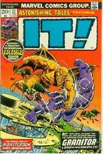 Astonishing Tales # 22 (It!) (Dick Ayers) (USA, 1974)