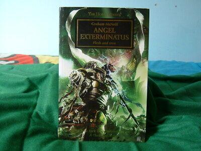 Devoto Games Workshop. Nero Libreria, L'eresia Di Horus, N. 23, Angel Exterminatus.-mostra Il Titolo Originale