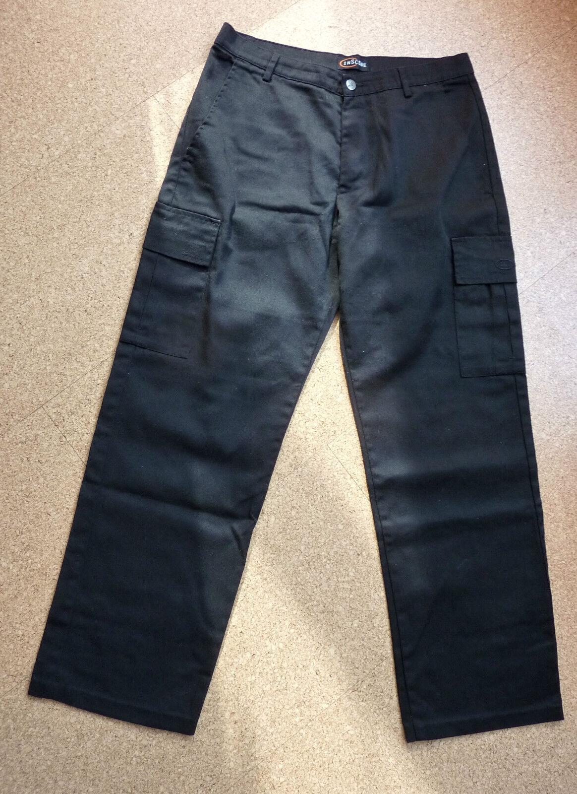 Jeans   Hose  Inscene  schwarz  Größe 34 34  neuwertig  | Erste Qualität