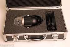 KAM Spectrum wide frequency super cardioid mic comparable to MD421 & SM7B