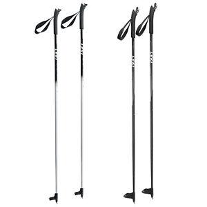 LEKI Vasa Junior Enfants Ski de Fond Bâtons de Aluminium Neuf