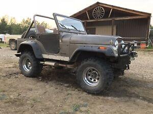 1980Jeep CJ5 for sale