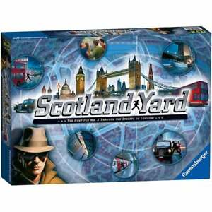 Ravensburger Scotland Yard Family Strategy Board Game Age 8+ 26646
