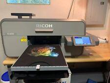 Ricoh Dtg Printer Ri6000 Less Than 2000 Prints