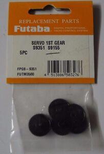 Futaba-FPGS-9351-FUTM3500-Servo-1st-Gear-S9351-S9155