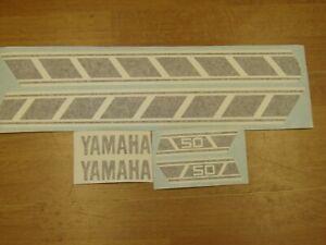 YAMAHA FS1E FS1-A SIDE PANEL DECALS