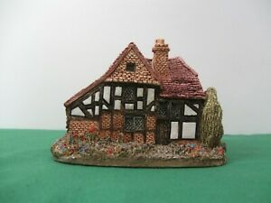 """Lilliput Lane Cottages """"Oak Lodge"""" Used, in excellent condition with deed."""