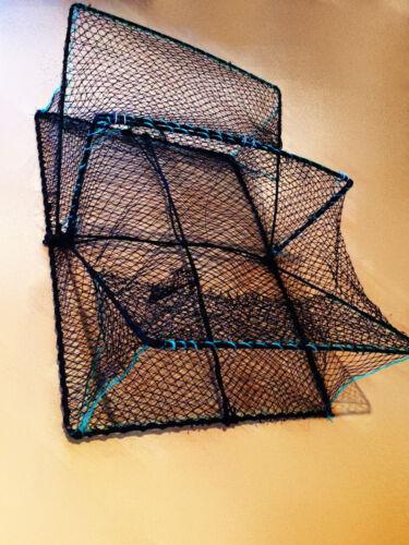 30A Plattfischkorb 60cm x 43cm x 22cm Krebsreuse Krebskorb Nr Krabbenkorb