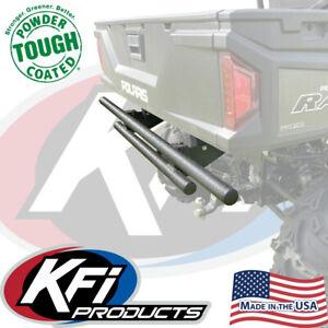 KFI Double Tube Rear Bumper for 2010-2016 Polaris Ranger Full-Size 800 6x6