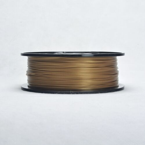 3D Printer Filament Gold 1.75mm Gold ABS 0.03-0.5-1kg RepRap MarkerBot