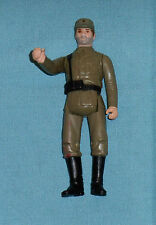 vintage ROTLA Indiana Jones GERMAN SOLDIER action figure (missing weapon)