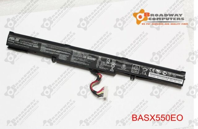 Original Battery For ASUS F550VC F552CL X550V X550E X550C A450E47JF-SL R751LN