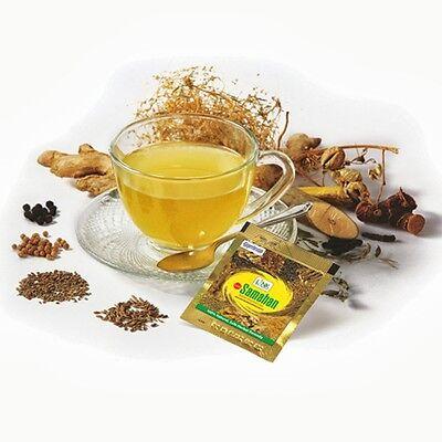 Samahan Ayurvedic Herbal tea for Cold 1,10,25,50,200,300 X sachets Link Natural