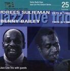 Idrees Sulieman Benny Bailey Swiss Radio Days 25 CD