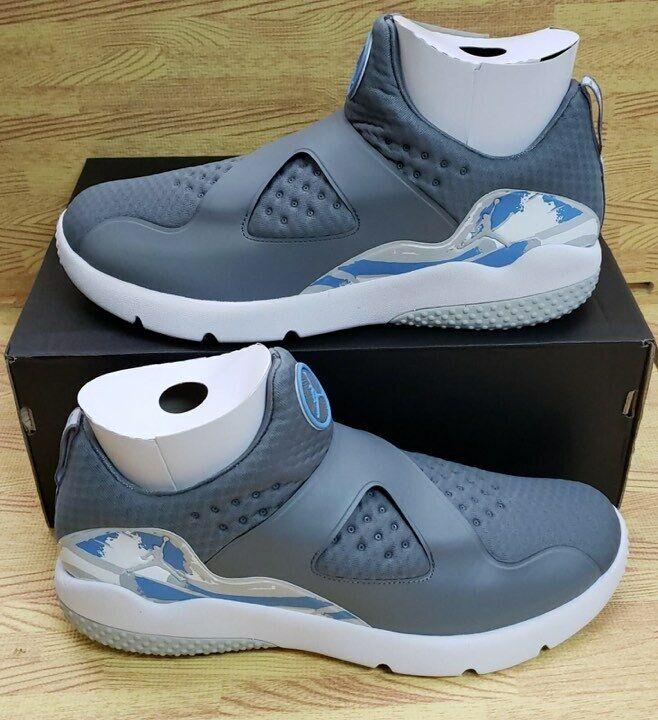 Para Hombre Jordan Trainer Essential 888122-014 Cool gris Nuevo Tamaño 11.5