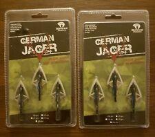 for sale online 3 Pack 10336 BEARPAW German Jager Hunting Blade