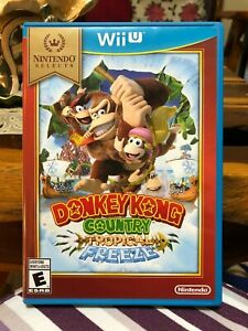 Nintendo-Wii-U-Game-Donkey-Kong-Country-Tropical-Freeze-Very-Low-Price