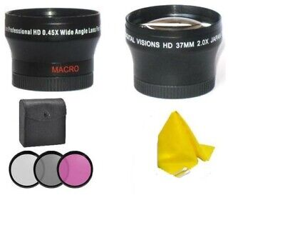 37mm UV For Sony HDR-CX160 1A Multicoated Multithreaded Glass Filter Haze