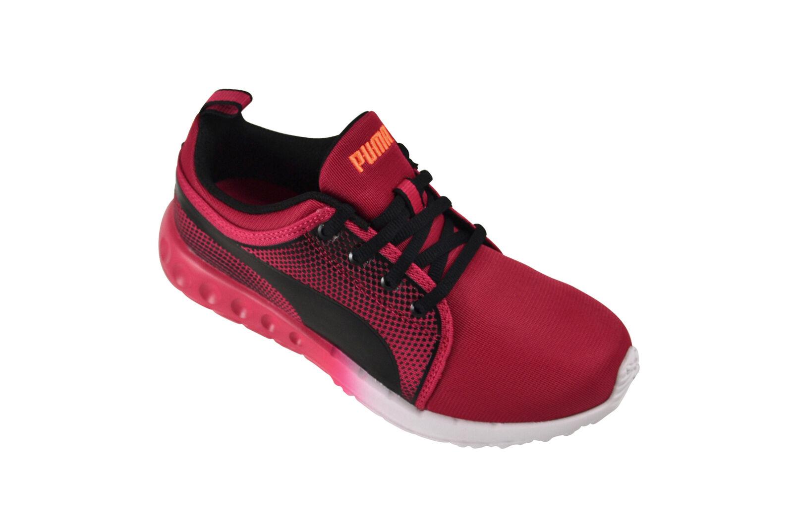 Puma zapatillas Carson 3d Mujer Rose Rojo Negro zapatillas Puma cortos rojo 188933 03 1a0e69