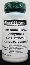Lanthanum Fluoride Anhydrous 999 Trace Metals Basis 25g