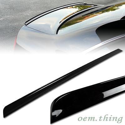 PAINTED MERCEDES E class W210 L Type Roof Spoiler E300 E420 E320 95-01