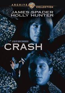 Choque-DVD-1996-James-Spader-Holly-Hunter-Deborah-Kara-Unger-Elias-Koteas