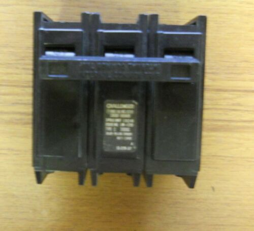 VS-227 * CHALLENGER 20 AMP 3 POLE CIRCUIT BREAKER C320 ...