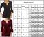 Damen Übergröße Rüschen Volant Bluse Shirt Tunika Rüschen Glockenärmel Oberteil