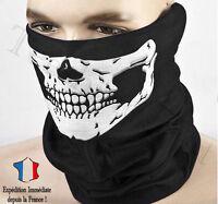 Tour De Cou / Cagoule / Masque / Tete De Mort Ghost Skull Airsoft Paintball Ski