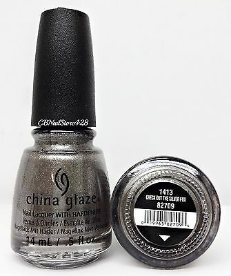 China Glaze Nail Lacquer - THE GREAT OUTDOORS Collection - Choose Any Color