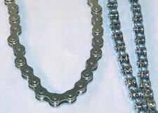 2 PC BIKE CHAIN NECKLACES mens jewelry hip hop chocker chains new necklace biker