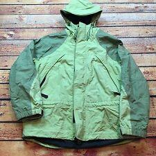 NIKE ACG 3 AIR ANORAK Logo M PARKA Jacket STORM FIT Hooded Lab VTG OG Rain Shell
