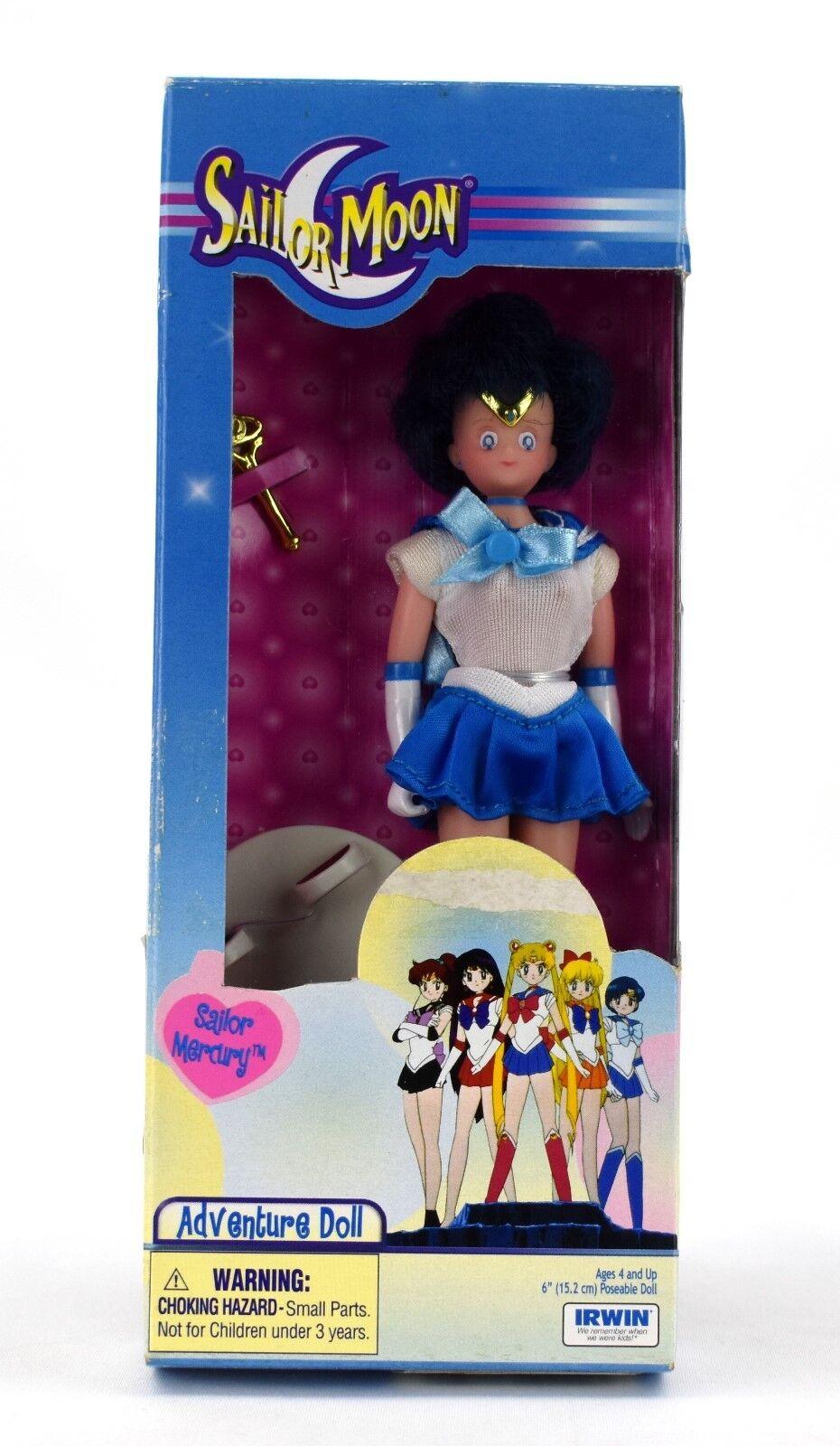 Irwin - Sailor Moon - Sailor Mercury Adventure Doll