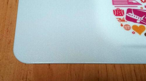 Schreibtischunterlage Koffer Unterlage Büro   40 x 60 cm PVC abwaschbar grau