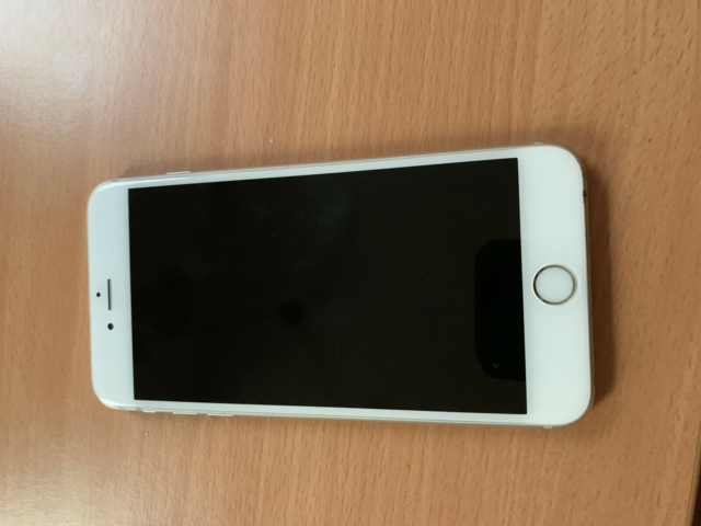 iPhone 6S Plus, 128 GB, hvid, God