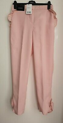 M/&S Caramel Skinny Leg Trousers 14//16//18//22 RRP £22.50