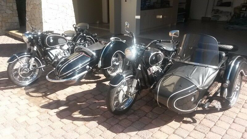 WANTED : ANY COLLECTIBLE / VINTAGE / CLASSIC BMW MOTORCYCLE