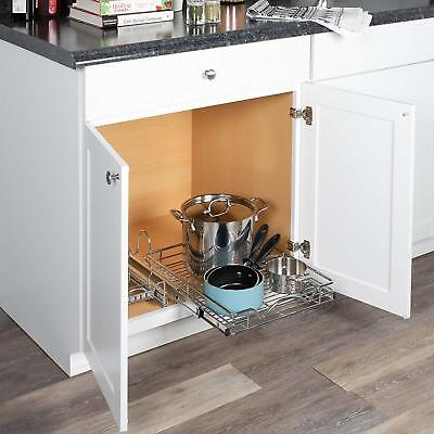 Pull Out Kitchen Cabinet Organizer And