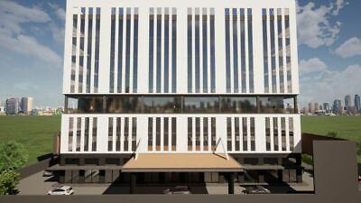 Edificio nuevo en Renta