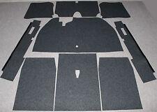 Interno bagagliaio feltro barra con 9 pezzi adatto per VW Maggiolino 1300/1500 BJ 65-72