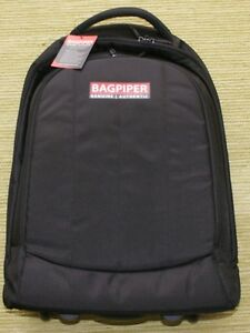 e70f3e2b2e Image is loading Bagpiper-Trolley-Backpack-Case -for-Highland-Bagpipes-Rucksack-