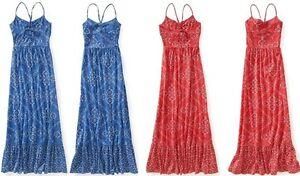 Aero maxi dress