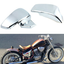 Battery Side Covers For Honda VLX 600 1999-2008 VT 600 C D Shadow Deluxe 99-2007