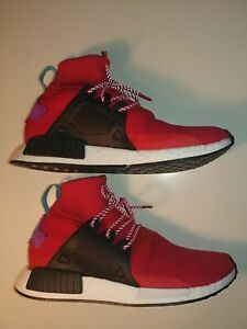 40e4502b288cf New adidas NMD XR1 WINTER Mens Sneakers Size 11 RED With Box BZ0632 ...