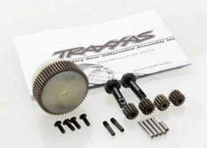Traxxas-1-10-Stampede-2WD-XL-5-PLANETARY-GEAR-DIFFERENTIAL-amp-STEEL-RING-GEAR