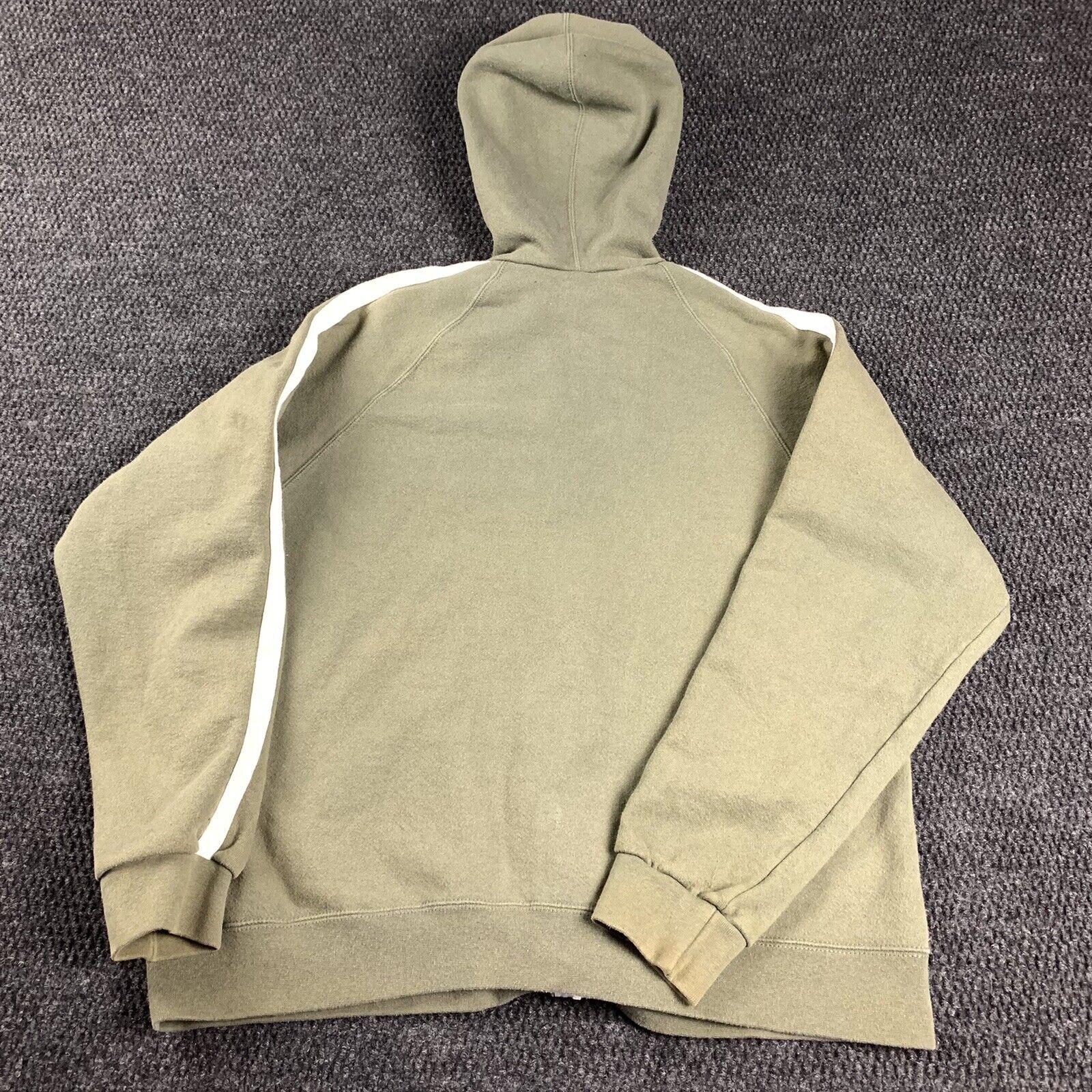Vintage 90s Nike Womens XL Full Zip Jacket Hoodie… - image 8